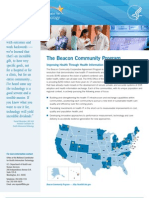 The Beacon Community Program can help you achieve your health IT goals