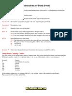 Kubota L275 parts manual