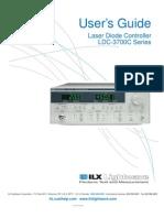 3700C Series Controllers Manual 70041001 LDC-37x4C