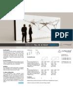 Flyer Deflexible Powerwall 210x105