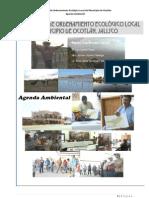 Programa de Ordenamiento Ecológico Local - Agenda Ambiental de Ocotlán