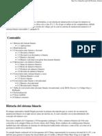 Sistema Binario - Wikipedia, La Enciclopedia Libre