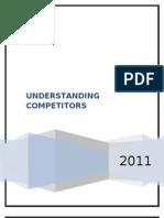 Understanding Competitors