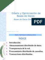 bd distribuidas