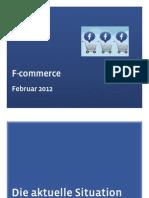 F-Commerce Feb 2012