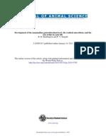 JAS - Devt of Mammalian GI Tract