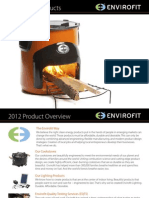 Envirofit Product Overview 2012