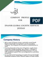 DGL Company Profile