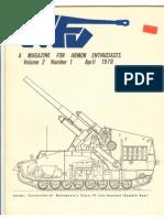 AFV-G2, Vol. 2 N° 01