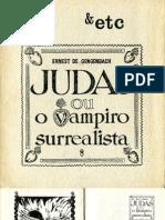 Ernest de Gengenbach - JUDAS ou o Vampiro Surrealista - 1977
