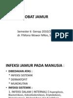 Obat Jamur.sem 6 Genap, Pptx