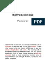 Thermodynamique