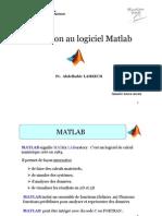 Matlab Cour Du Prof