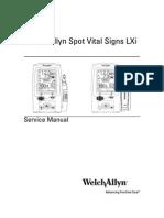 Welch Allyn Vital Sign Manual