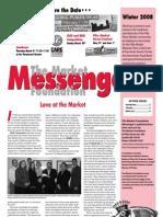 Newsletter Winter 2008