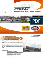 2012 Lake County Speedway Marketing Opportunities