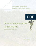 Enviromental Report -Palm Research Institute - Rasheed _Wesam El-Bardisy
