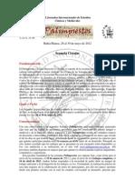 2da Circular Palimpsestos (2012)