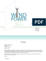 WindPower PR Campaign