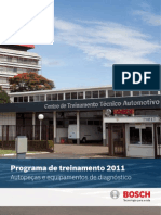 Programa de Treinamento 2011 Da Boche