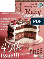 AIM Imag 40th issue