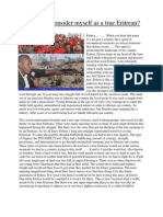 Nakfa History Revisited by Dawit D Ghebremedhin