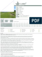 Hilton Temple Patrick Golf Course Reviews
