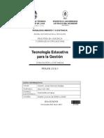 Nuevas Tecnologias en La Educacion p3
