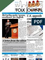 The Suffolk Journal 2/8/2012