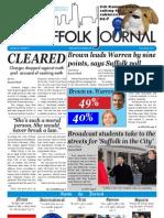 The Suffolk Journal 2/22/2012