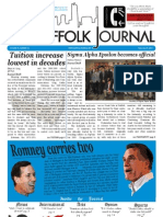 The Suffolk Journal 2/29/2012