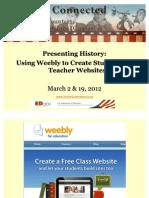 History Connected Y3 Seminar 6