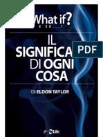 What if..e Se..-Eldon Taylor -Estratto