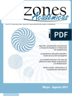 razones academicas No.3 [2011]