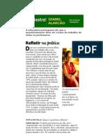ISABEL ALARCÃO- entrevista