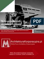 Budowa potencjału architektonicznego organizacji