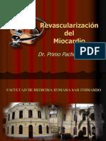 Revascul. Del Miocardio