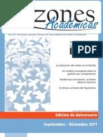 razones academicas No.4 [2011]
