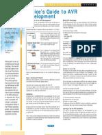 Novice's Guide to AVR  Development