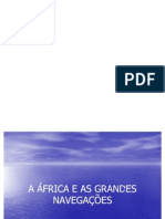 Africa e as Grandes Nanegações