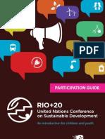 Participation Guide Rio+20 Web