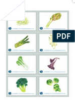 Vegetables Picture  Flashcards by Learnwell Oy