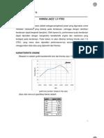 Honda Jazz Drive Train Performance Prediction