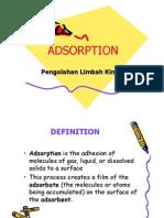 Adsorption n Ion Exchange