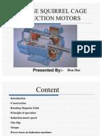 3-Phase Induction Motors