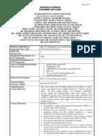 CO EKC453 Plant Design and Economic 1112