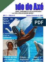 Edição de Janeiro-Fevereiro 2012