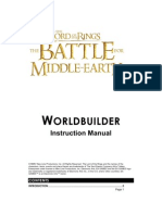 World Builder Manual