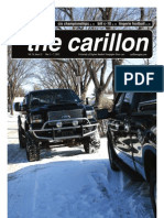 The Carillon - Vol. 54, Issue 21