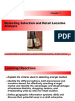 Retail Location Analysis